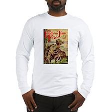Unique Terrible Long Sleeve T-Shirt