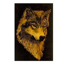 Spirit Wolf Postcards (Package of 8)