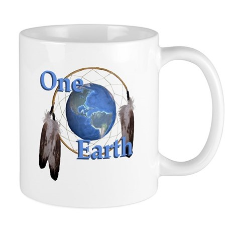 One Earth Mug