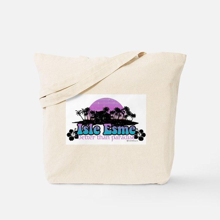 Isle Esme - Better Than Paradise Tote Bag