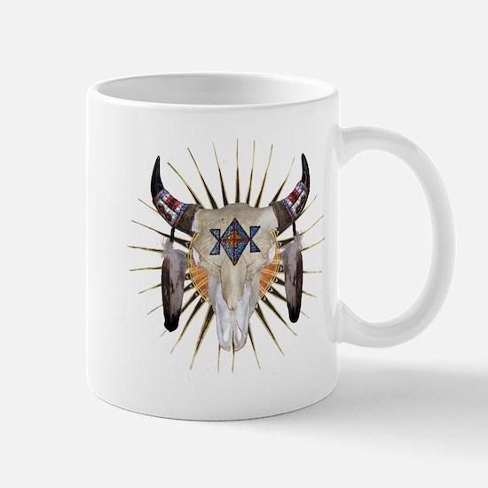 Southwest Buffalo Star Mug