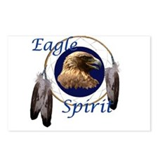 Eagle Spirit Postcards (Package of 8)