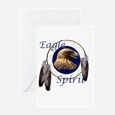Eagle Spirit Greeting Card