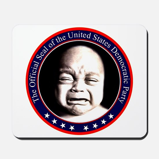 Democrat Seal Mousepad