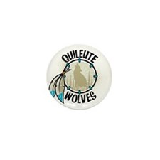 Twilight Quileute Wolves Mini Button
