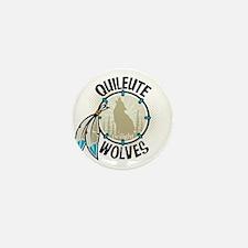 Twilight Quileute Wolves Mini Button