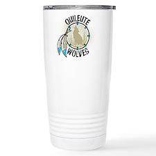 Twilight Quileute Wolves Travel Mug