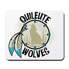 Twilight Quileute Wolves Mousepad