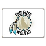 Twilight Quileute Wolves Banner