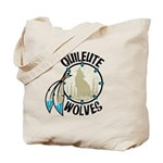 Twilight Quileute Wolves Tote Bag