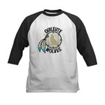 Twilight Quileute Wolves Kids Baseball Jersey