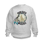 Twilight Quileute Wolves Kids Sweatshirt