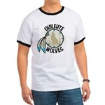 Twilight Quileute Wolves Ringer T