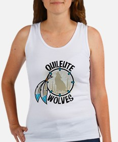 Twilight Quileute Wolves Women's Tank Top