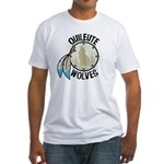 Twilight Quileute Wolves Fitted T-Shirt
