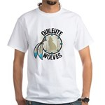 Twilight Quileute Wolves White T-Shirt