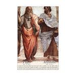 Aristotle Plato Painting: Republic Quote