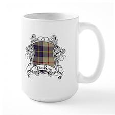 MacRae Tartan Shield Mug
