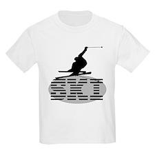 Silhouette Ski T-Shirt