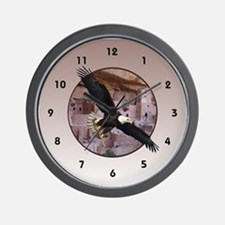Mesa Verde Monarch Wall Clock
