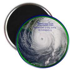 Hurricane Ivan Magnet