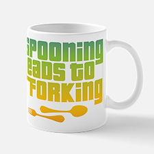 Spooning Mug