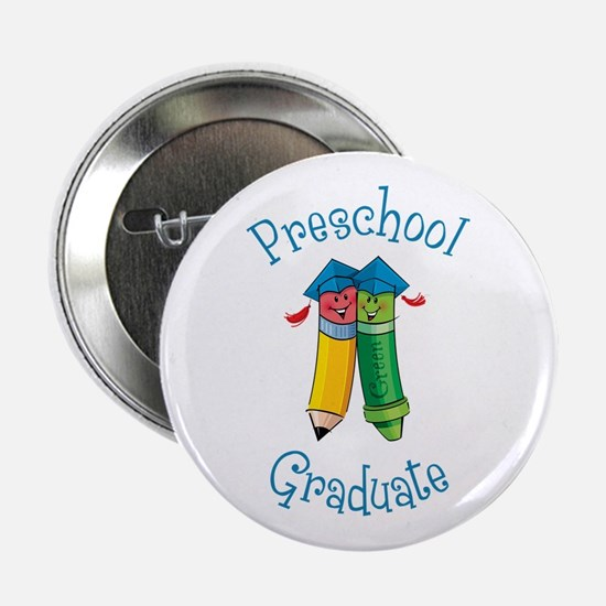 "Cute Graduate school 2.25"" Button"