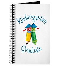 Unique Pre school graduation Journal