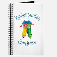 Unique Preschool grad Journal