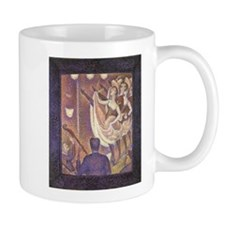 Seurat The Can-Can Mug