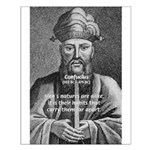 Chinese Philosophy: Confucianism Analects Prints