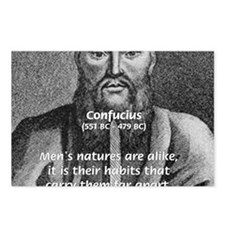 Eastern Wisdom: Confucius Postcards (Package of 8)