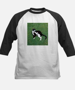 Kitty Kids Baseball Jersey