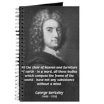Irish Idealist: George Berkeley Journal