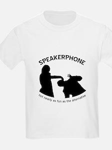 """""""Speakerphone"""" T-Shirt"""