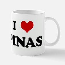 I Love PINAS Mug