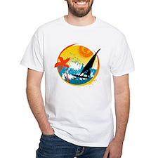 Shirt w/ ExpressionShirts.com on back