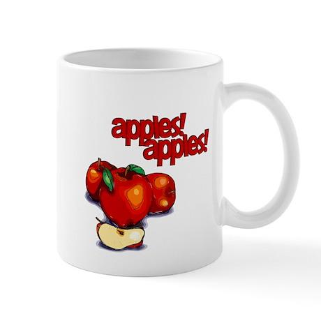 """""""Apples! Apples!"""" Mug"""