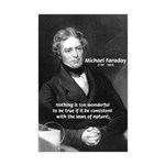 Michael Faraday: Wonder of Science Print