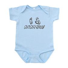 Anatomy Infant Bodysuit