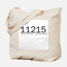 11215 Park Slope Zip code Tote Bag