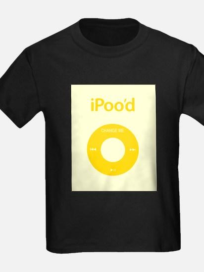I'Pood Yellow - T