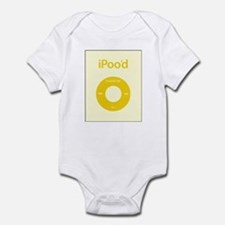 I'Pood Yellow - Infant Bodysuit