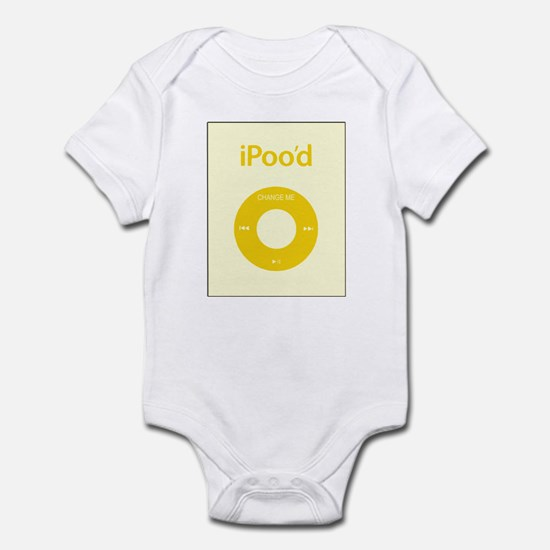 I'Pood Yellow - Infant Bodysuit