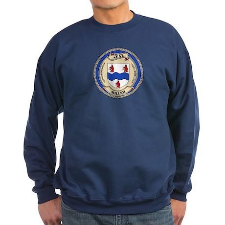Seal - Miller Sweatshirt (dark)