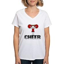 Red Cheerleading Shirt