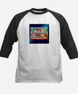 Four Cats Cruzin' in a Convertible Tee