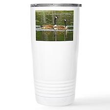 Goose Family Travel Mug