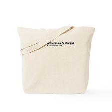 Capture Contaminate & Control Tote Bag