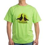 Dark Asils Green T-Shirt